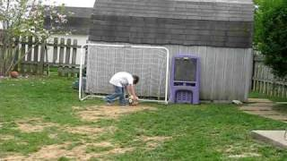 beast goalie only 7 years old!!!
