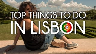Top things to do in Lisbon - Cinematic travel Vlog by Tolt #2