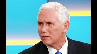 Mike Pence Confirms Trump Lied About Preexisting Conditions