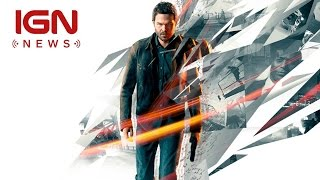 How Quantum Break's Live Action Show Actually Works - IGN News