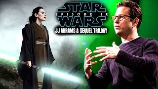 Star Wars! JJ Abrams Plan To Save Sequel Trilogy With Episode 9!