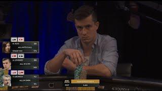Huge Cooler KK v AK v AQ Poker - 2016 Aussie Millions | PokerStars