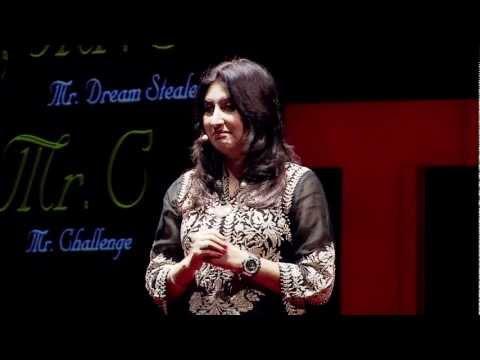 Puja Gupta at TEDxChennai 2012