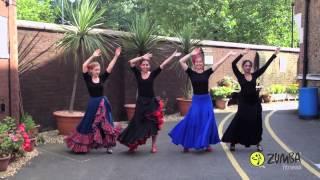 Bailando - Zumba with Vivian - Flamenco Reggaeton
