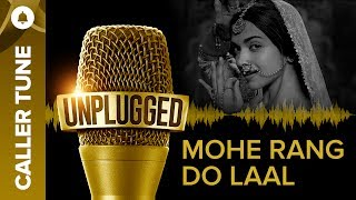 "Set ""Unplugged Mohe Rang Do Laal"" as Your Caller Tune   Shreya Ghoshal"
