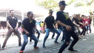 Temon Holic - Lungset - acara anniv ke-37 Radio AR bareng Vyanisty  Dewata