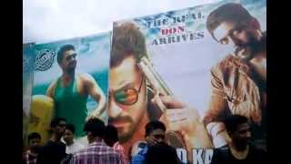 Surya Fans Mass In Trivandrum For Anjaan FDFS
