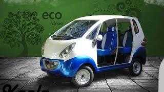 Kapla Electric car - Made in Sri Lanka