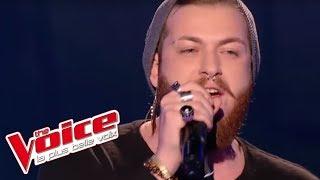 Nicola Cavallaro - « Fallin » (Alicia Keys)   The Voice France 2017   Blind Audition
