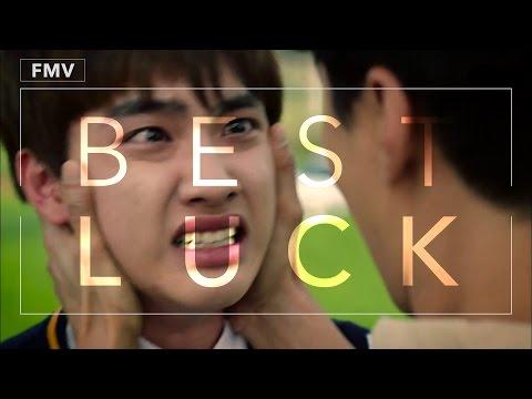 【IT'S OK,IT'S LOVE OST】CHEN「BEST LUCK」MV  EXO D.O.ver.