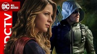 Team Arrow Hacks Russia + White Martians Invade on Supergirl
