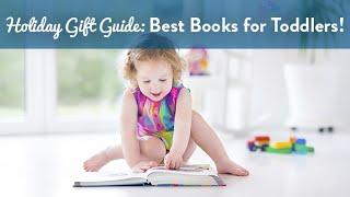 Holiday Gift Guide: Best Books for Toddlers | CloudMom