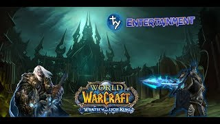 [World of Warcraft] All Wrath of the Lich King (WotLK) Cinematics