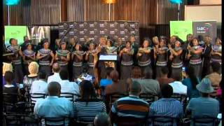 SABC Choir - Ke Rume Mang (SeSotho Wedding Songs) (Journey of the SABC Choir)