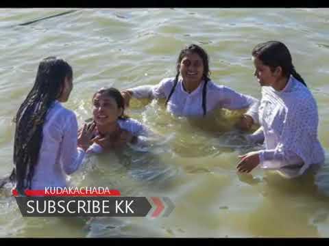 Xxx Mp4 Girl Bathing IN RIVER LADKI NAHATE HUYE 3gp Sex