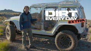 2017 Jeep Safari Concept Walk-Around - Dirt Every Day Extra