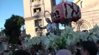 Messina -Processione Madonna della Lettera - filmato 2