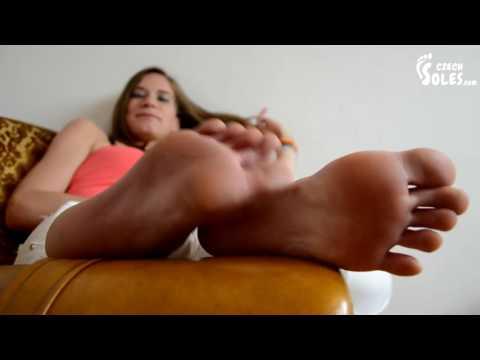 Sexy soles feet