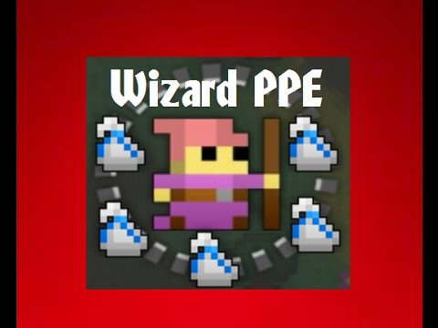 Wizard PPE (Rotmg)