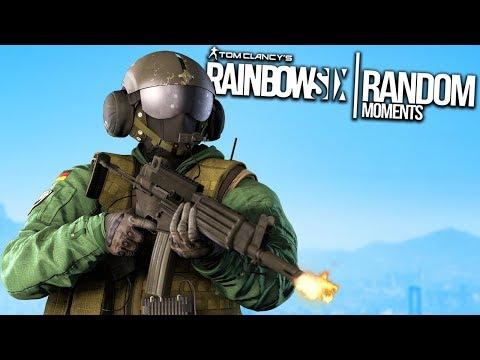 Rainbow Six Siege - Random Moments: #20 (Funny Moments Compilation)