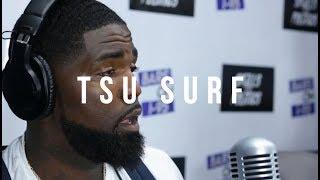 Tsu Surf freestyles on Bars On I-95