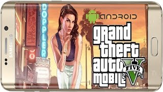 Officially Launch GTA 5 APK Data +OBB Download GTA V on Android!!! with 100% real