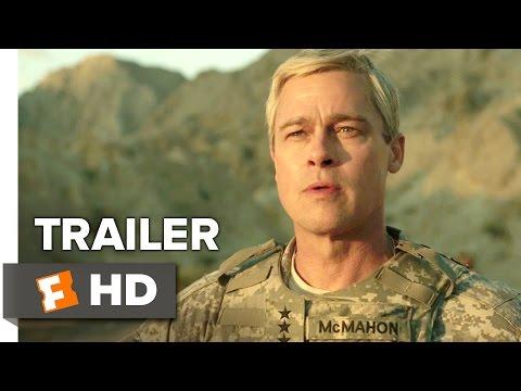 War Machine Trailer 1 2017 Movieclips Trailers