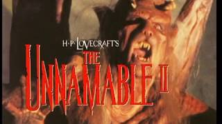"H.P. Lovecraft's The Unnamable II - ""Beauty is the Beast"" Featurette"