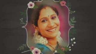 Isai devathai | Shweta mohan dedicates a song for Sujatha's birthday