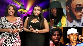 The Kitty-Yanique Apology, Why TVJ Removed My Video, Khago's New Image,