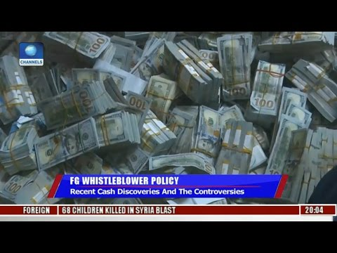 Sunday Politics Recent Cash Discoveries And The Controversies Pt 1