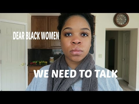 Xxx Mp4 DEAR BLACK WOMEN This Video May Offend Some People🤷🏾♀️ 3gp Sex