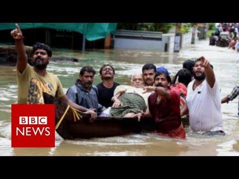 Xxx Mp4 India Floods Worst Floods In 100 Years BBC News 3gp Sex