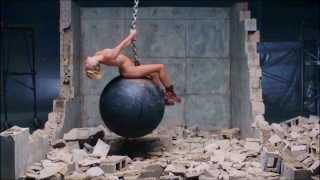 Kopie von Miley Cyrus - Wrecking Ball (UNCENSORED)