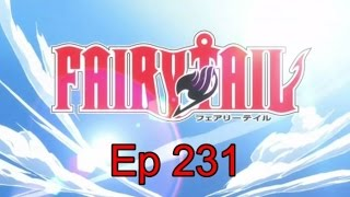 Reaction to Fairy Tail Ep 231 - Woo! I was right! :D