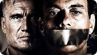 BLACK WATER Trailer (2018) Jean-Claude Van Damme, Dolph Lundgren Movie
