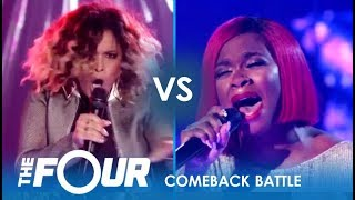 Whitney Reign vs Ali Caldwell: The TOUGHEST Battle Decision | S2E7 | The Four