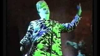 TISM - (He'll Never Be An) Ol' Man River (Collingwood Town Hall)