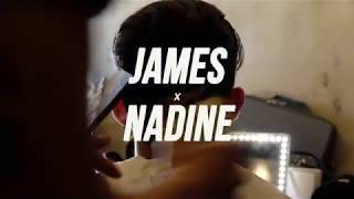 JADINE: Look Test for their Upcoming Movie