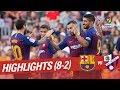 Download Video Download Resumen de FC Barcelona vs SD Huesca (8-2) 3GP MP4 FLV