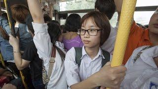 Safer buses for girls in Vietnam