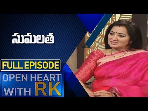 Xxx Mp4 Actress Sumalatha Open Heart With RK Full Episode 3gp Sex