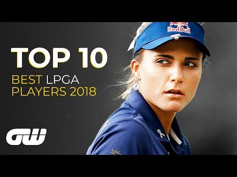 Xxx Mp4 TOP 10 Best LPGA Tour Players 2018 Lexi Thompson Ariya Jutanugarn Lydia Ko Golfing World 3gp Sex