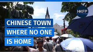 HKFP: Hallstatt, China - A Chinese town where no one is home