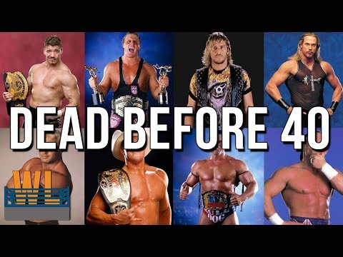 30 WWE Wrestlers Who Died And Committed Suicide Before The Age of 40