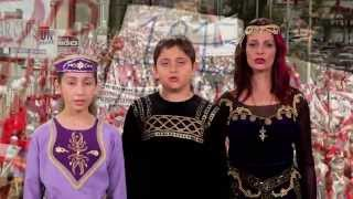 I REMEMBER- Armenian Genocide Song- OFFICIAL VIDEO