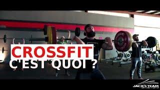 Le CrossFit, c'est quoi ? (CrossFit Branson) VOSTFR
