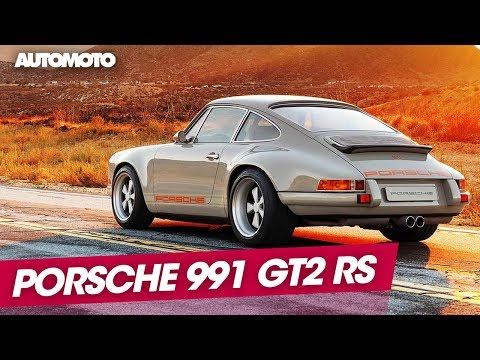 Love Story Porsche et la Californie