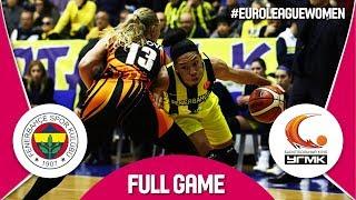 Fenerbahce (TUR) v UMMC Ekaterinburg (RUS) - Full Game - EuroLeague Women 2017-18