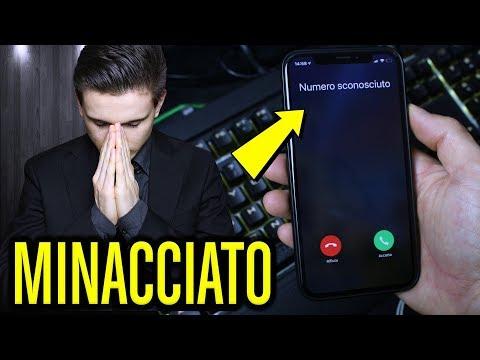 Xxx Mp4 UN HATER MI HA MINACCIATO AL TELEFONO 3gp Sex